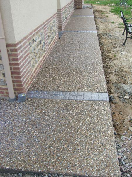 Chantiers b ton d sactiv b ton d sactiv plancher modern for Difference entre beton et ciment