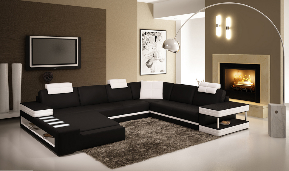 cr ez vous un int rieur design et moderne b ton d sactiv plancher modern. Black Bedroom Furniture Sets. Home Design Ideas